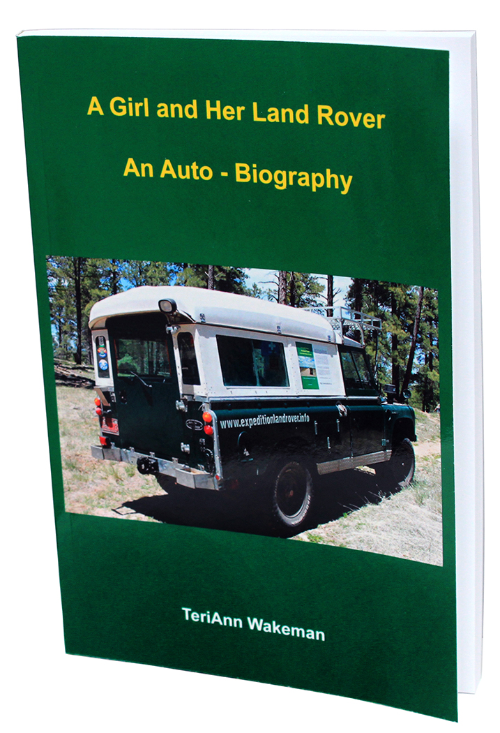 A Girl and Her Land Rover, An Auto-Biography